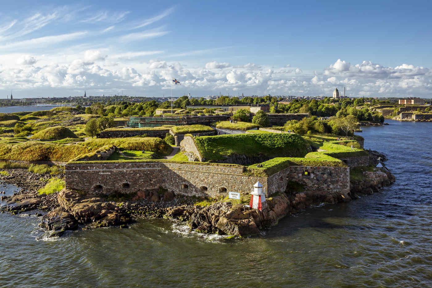 Suomenlinna Island Fortress • Helsinki, Finland