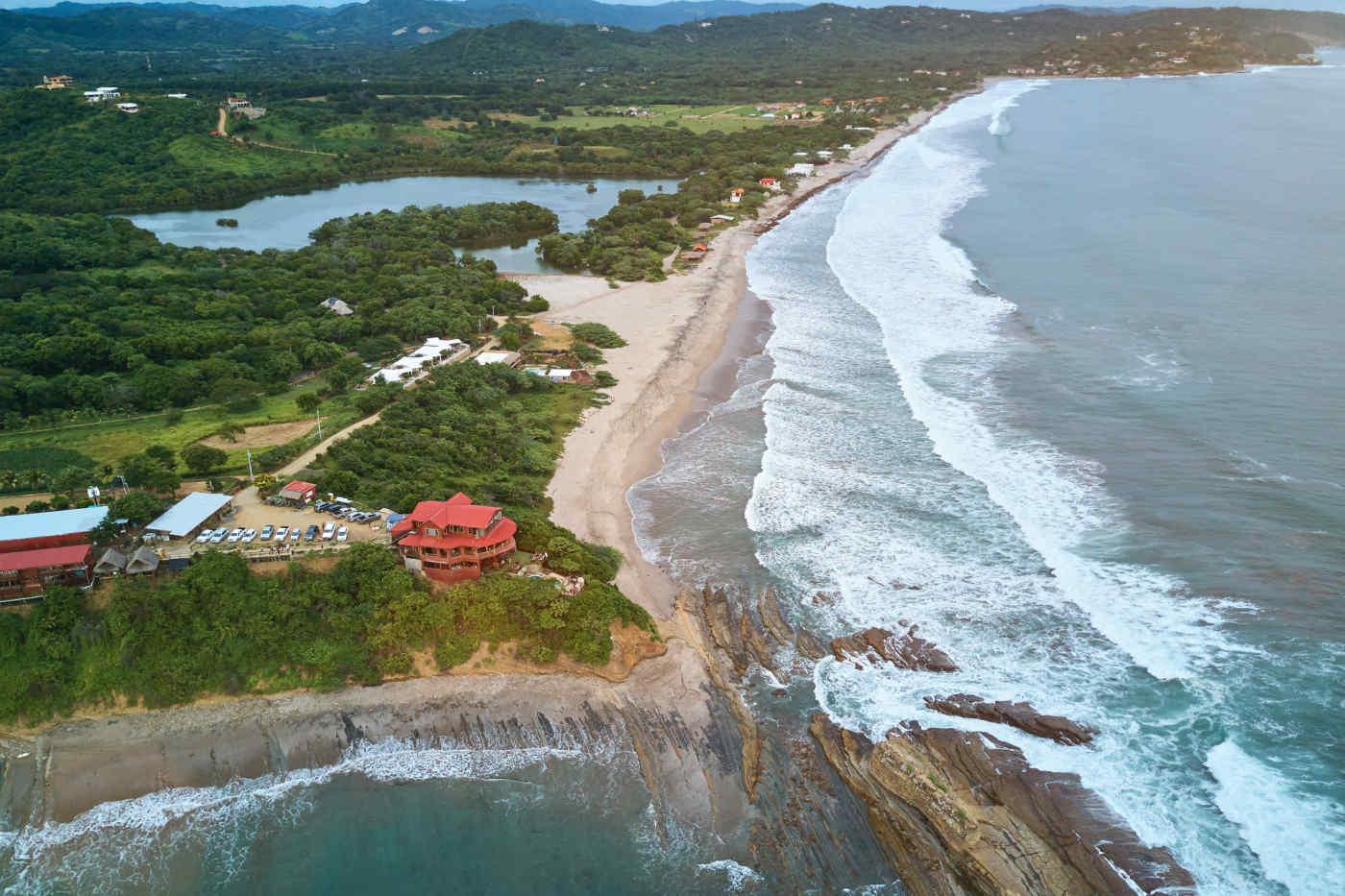 Jiquelite Beach