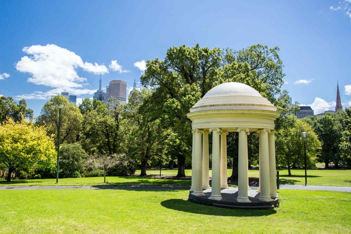 Fitzroy Gardens • Melbourne, Australia