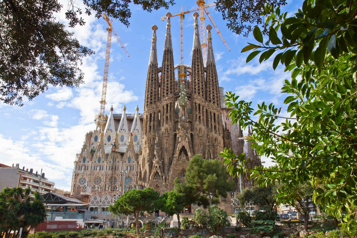 La Sagrada Familia • Barcelona, Spain