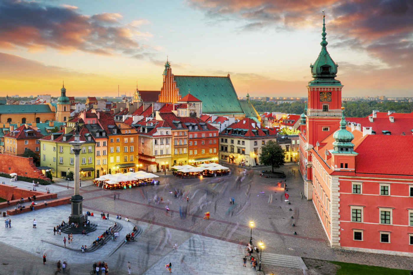 Warsaw • Old Town