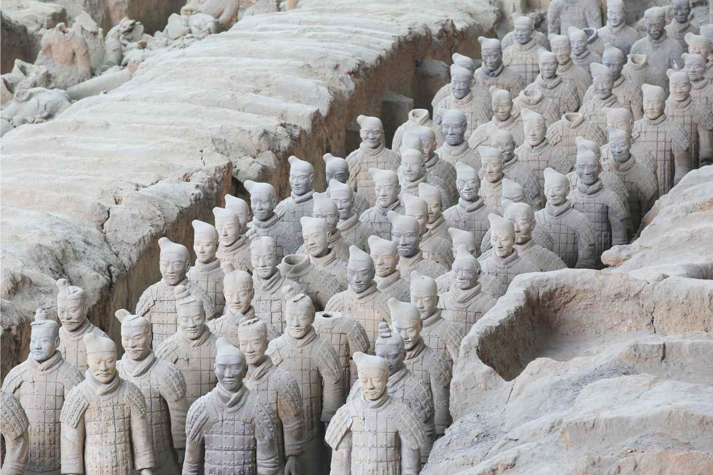 Terracotta Warriors • Xi'an, China