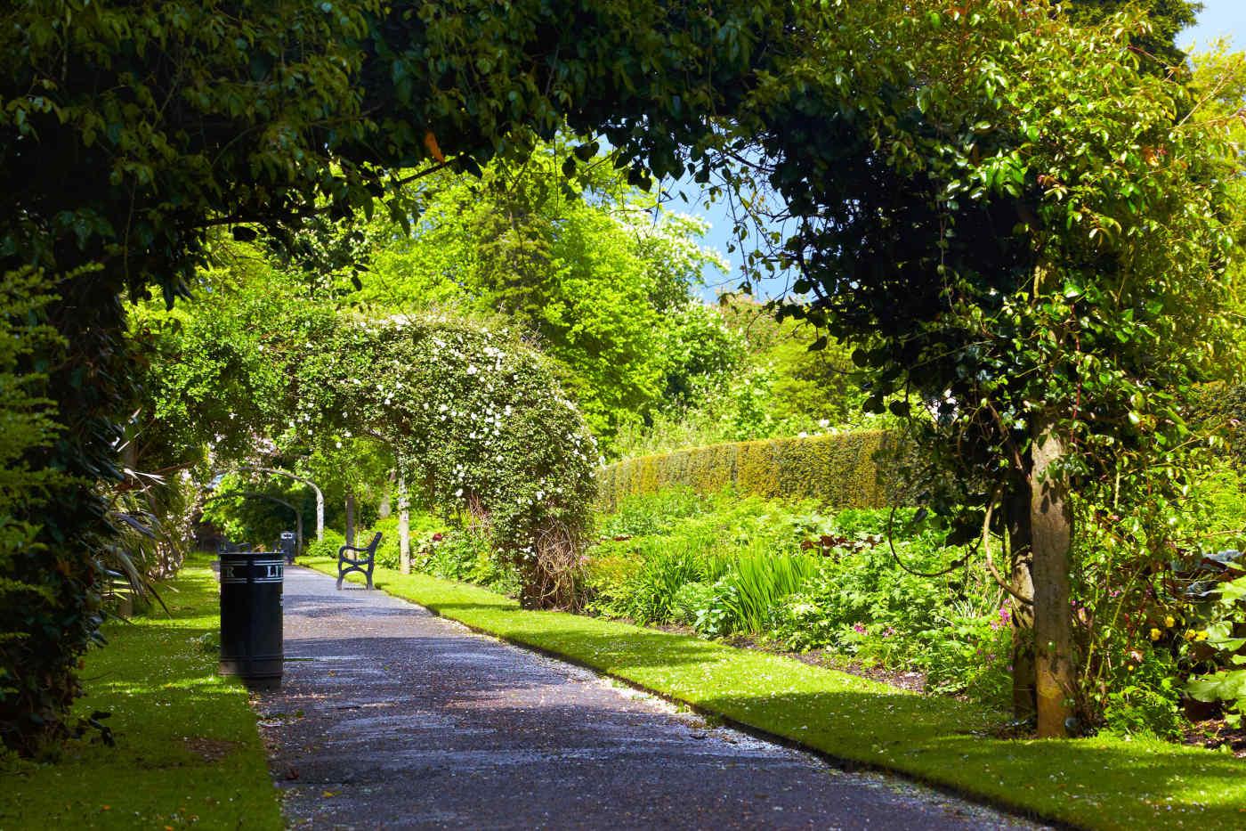 Belfast Botanic Gardens • Belfast