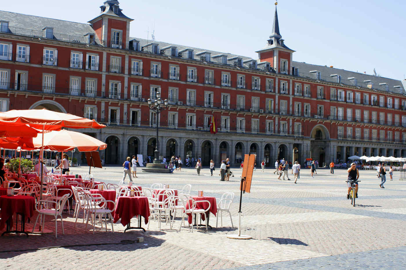 Plaza Mayor • Madrid, Spain