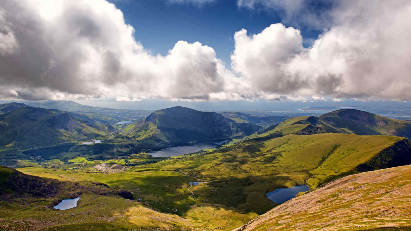 Snowdonia National Park, Wales