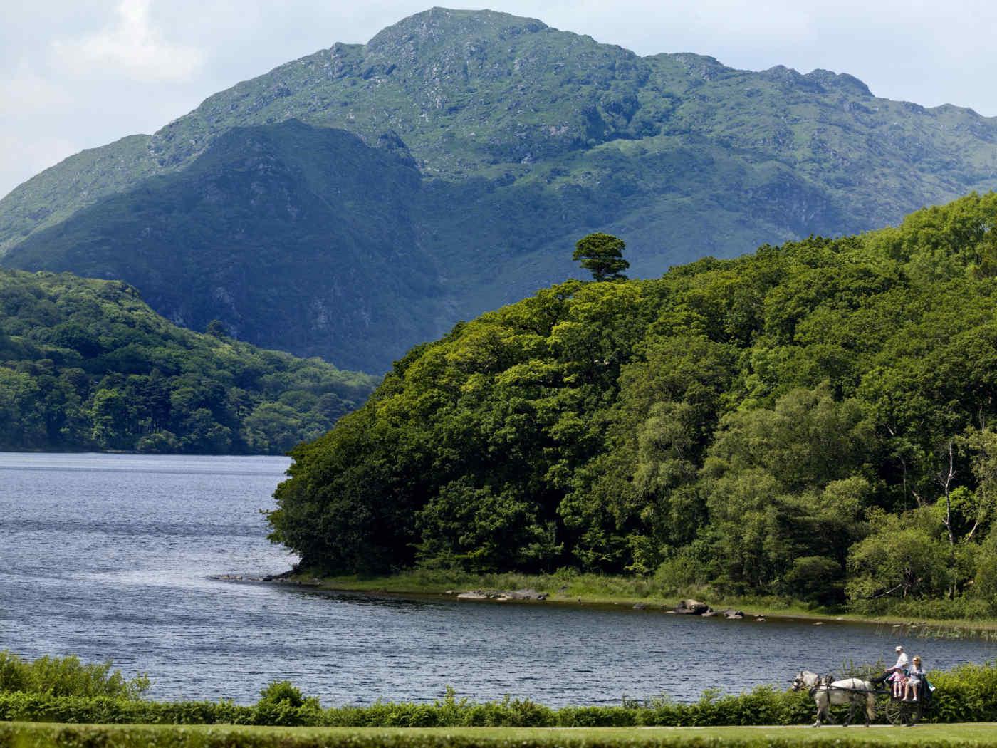 Lakes of Killarney in County Kerry, Ireland