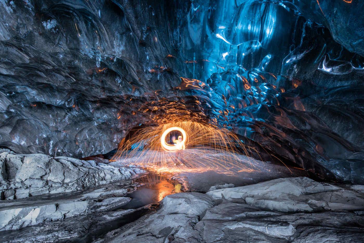 Vatnajokull Ice Cave