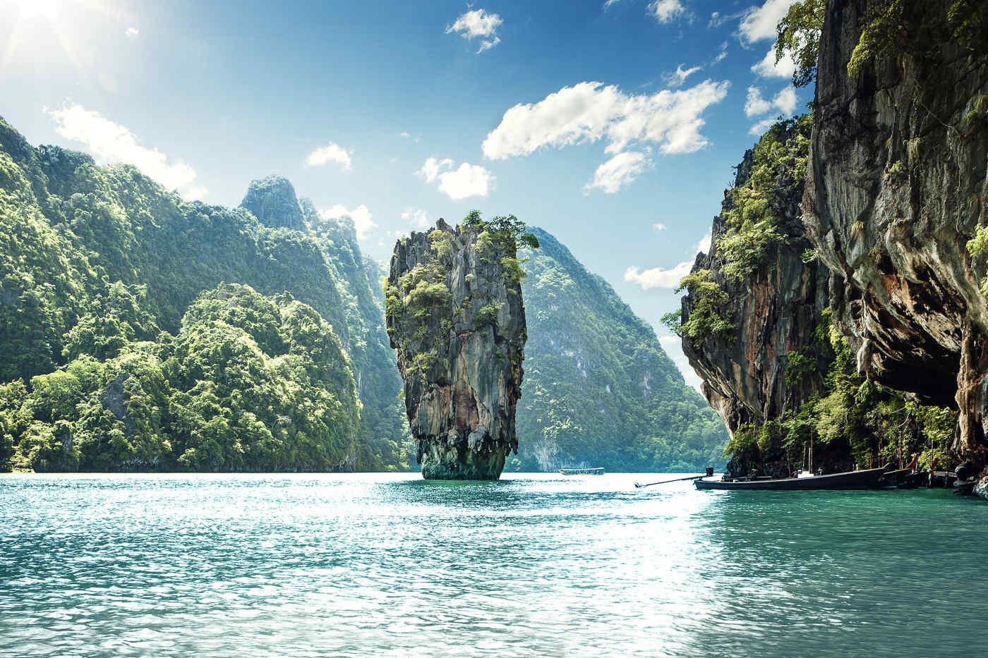 James Bond Island, Phuket