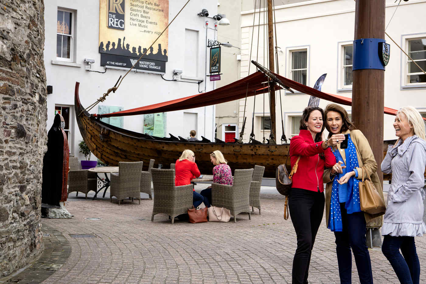 Explore Ireland's Viking past in Waterford