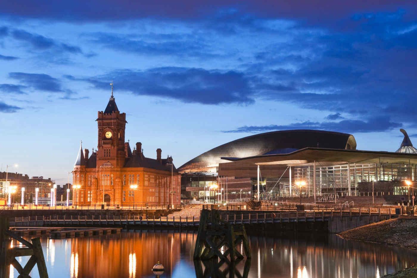 Cardiff Bay • Cardiff, Wales