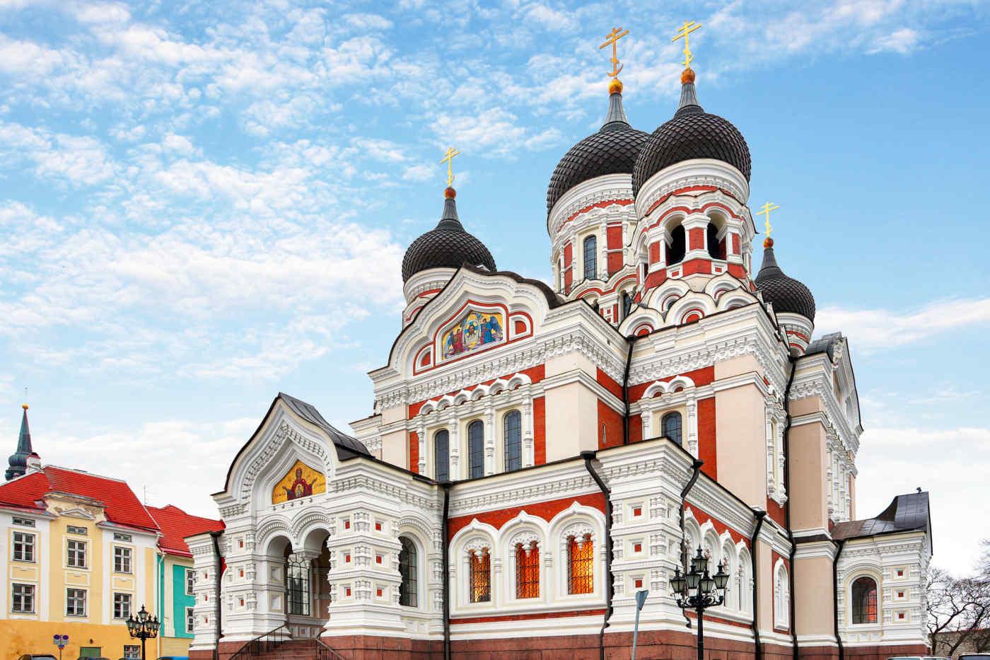 Alexander Nevsky Cathedral • Tallinn, Estonia