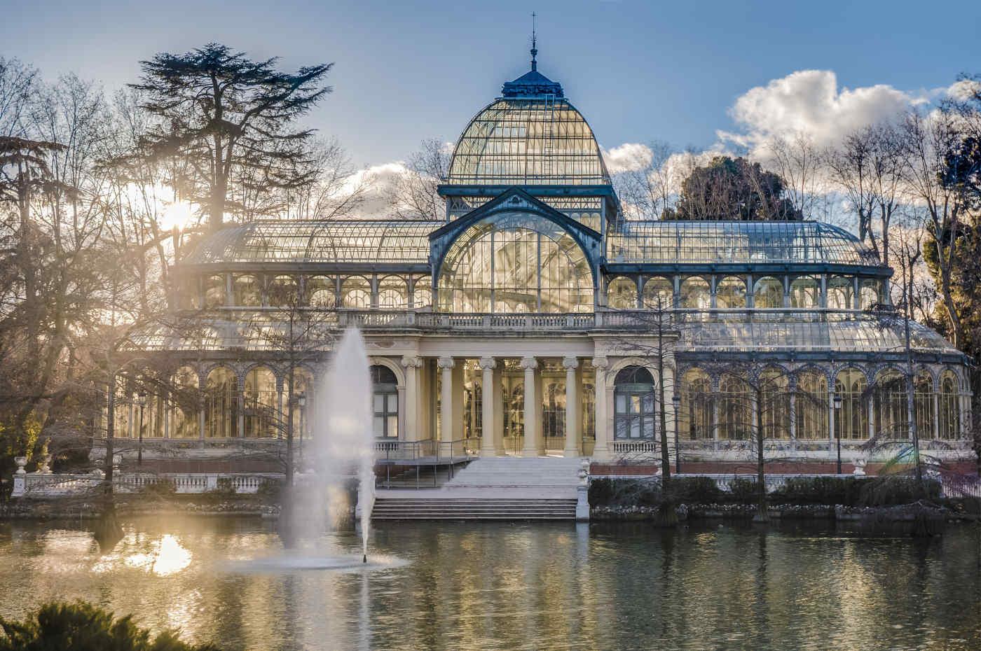 Palacio de Cristal, Spain