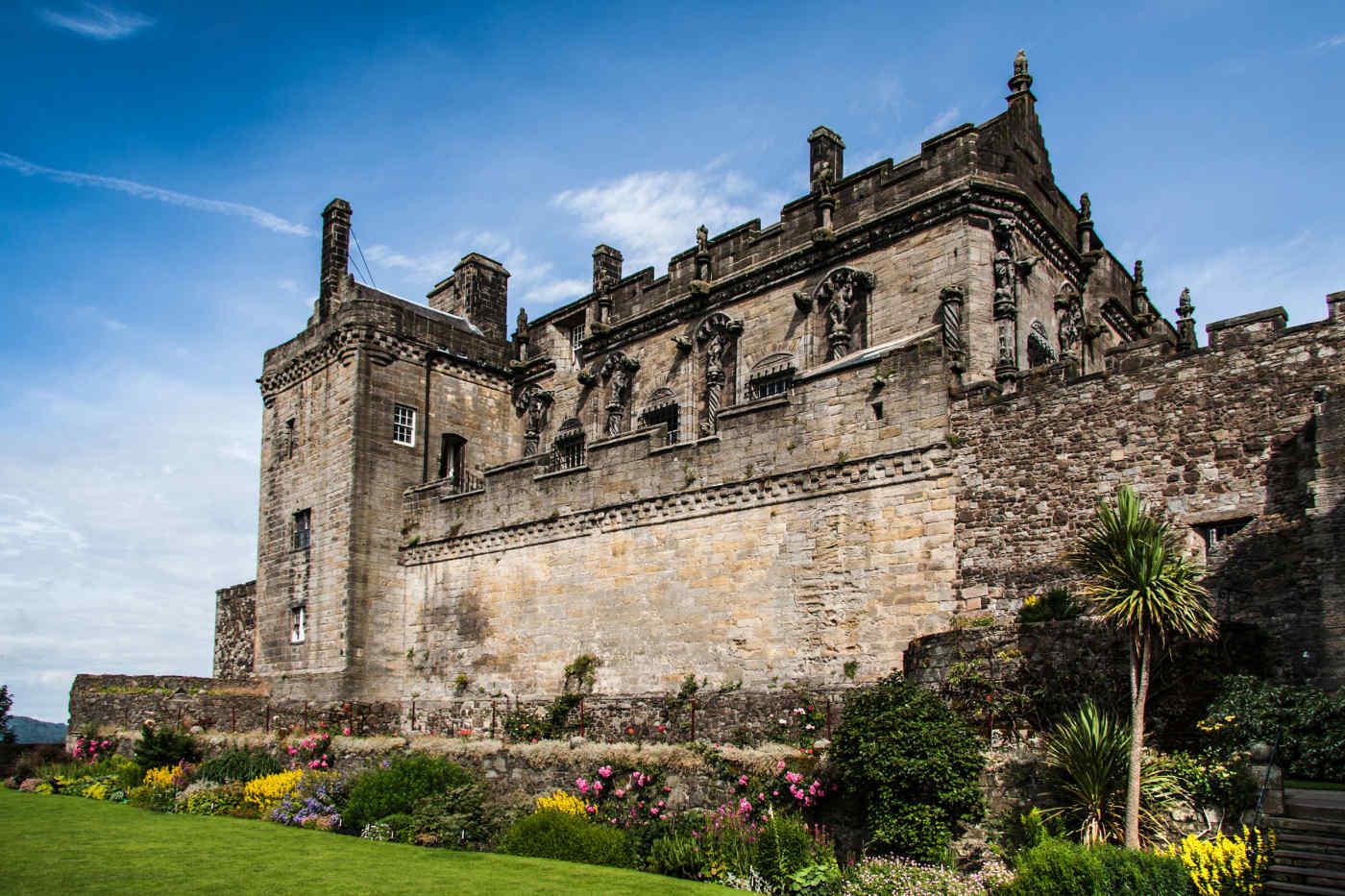 Stirling Castle • Stirling