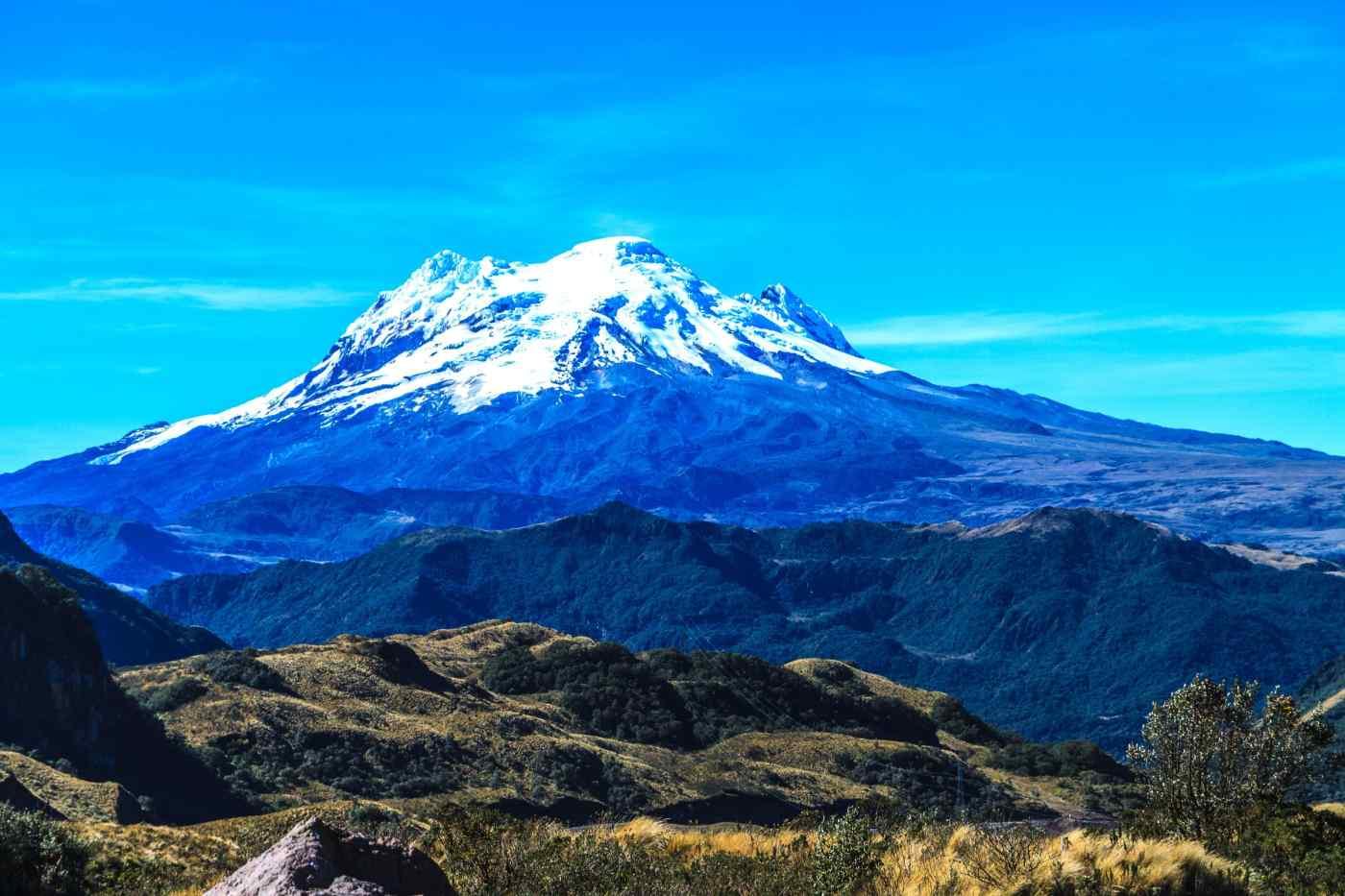 Antisana Volcano • Papallacta, Ecuador