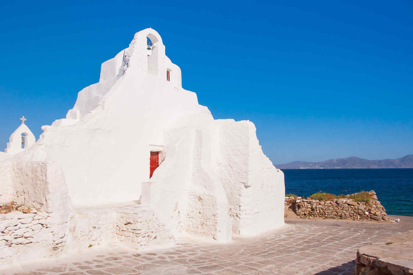 Paraportiani in Mykonos