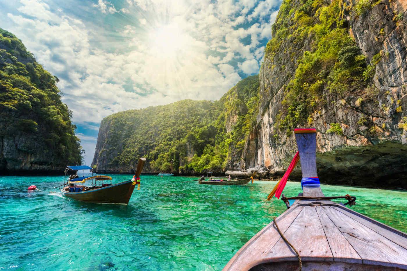 Ko Phi Phi Leh, Thailand