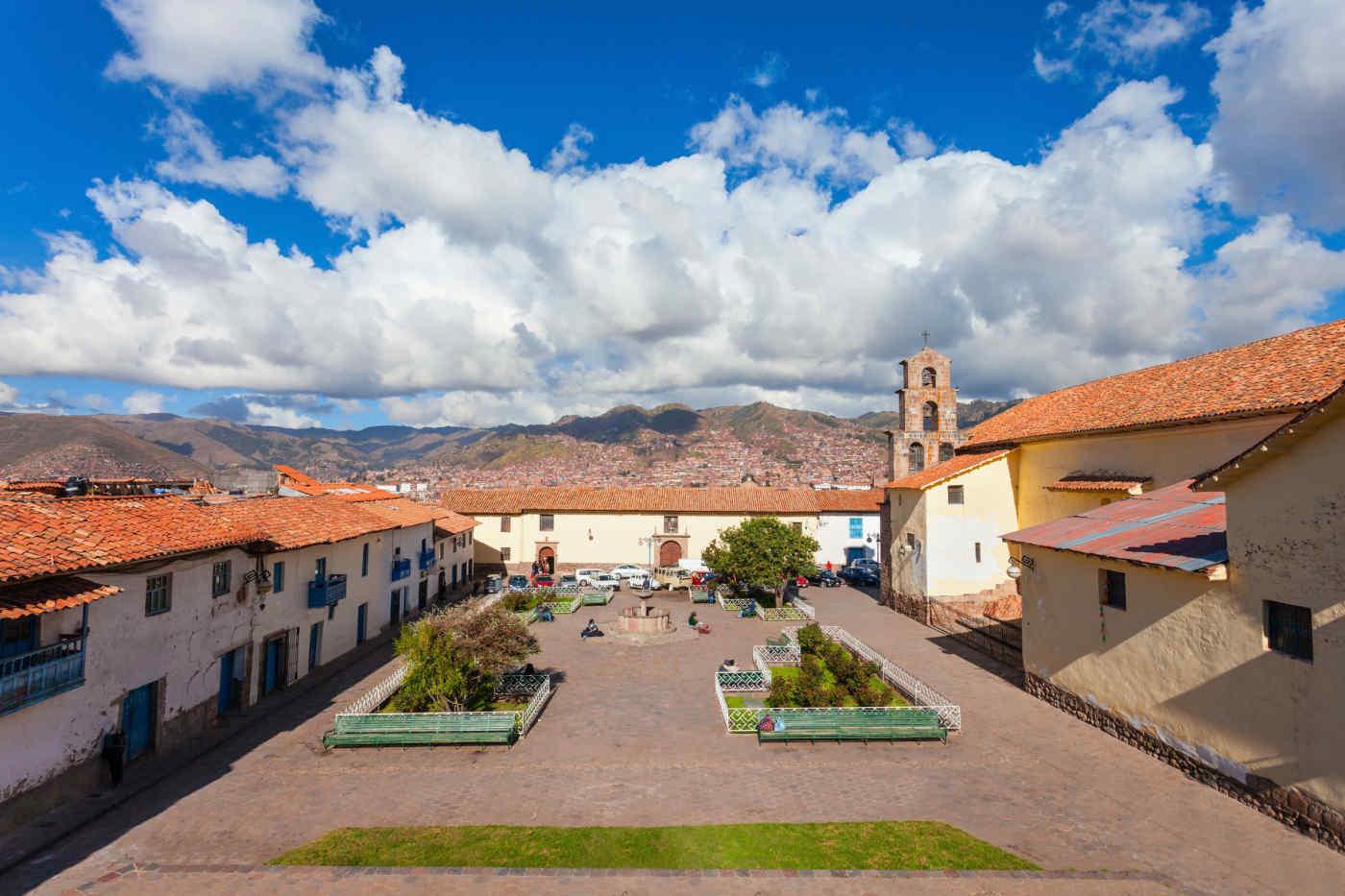 San Blas in Cusco