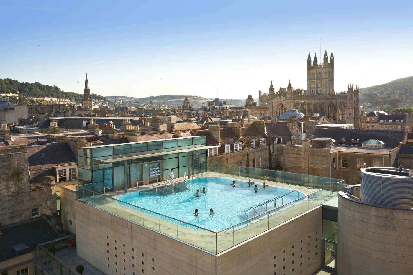 Thermae Bath Spa • Bath, England