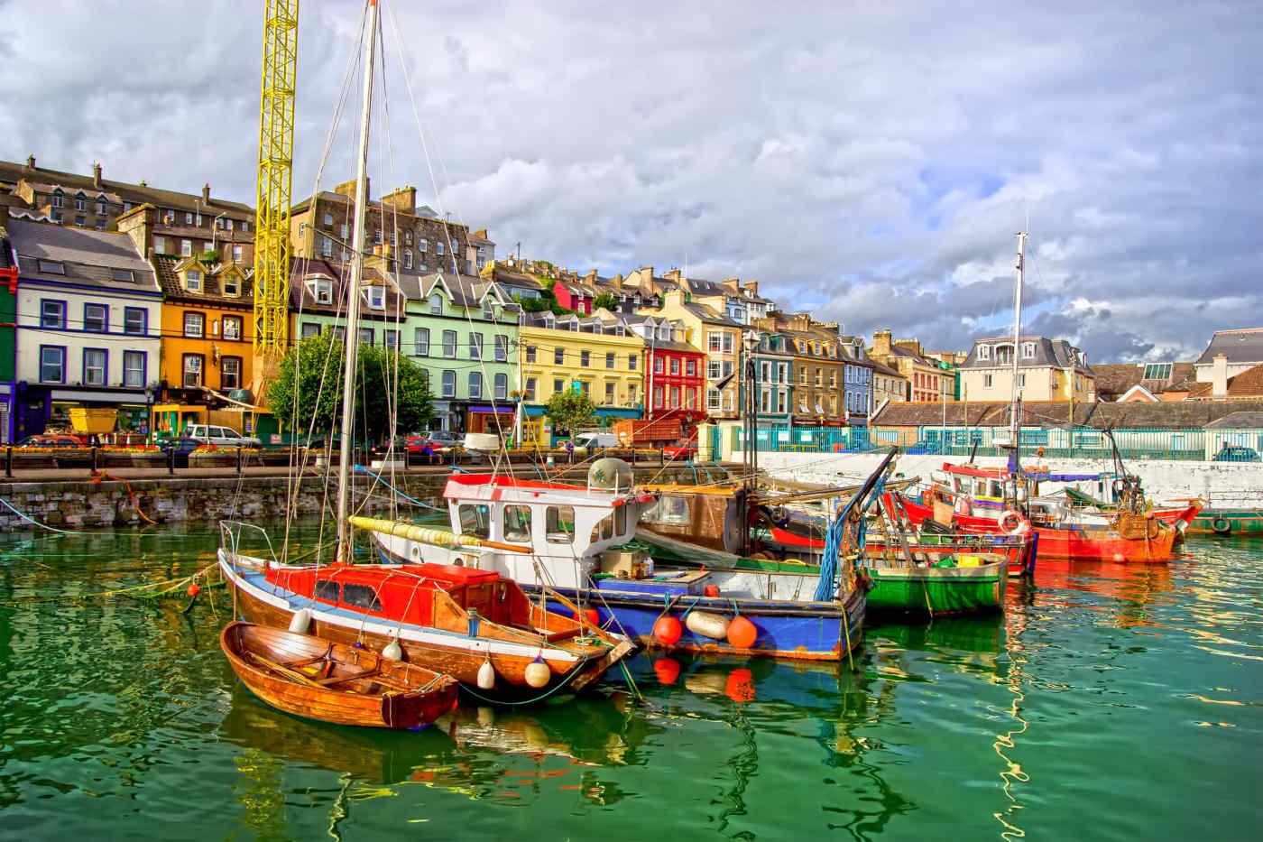Cobh • County Cork, Ireland