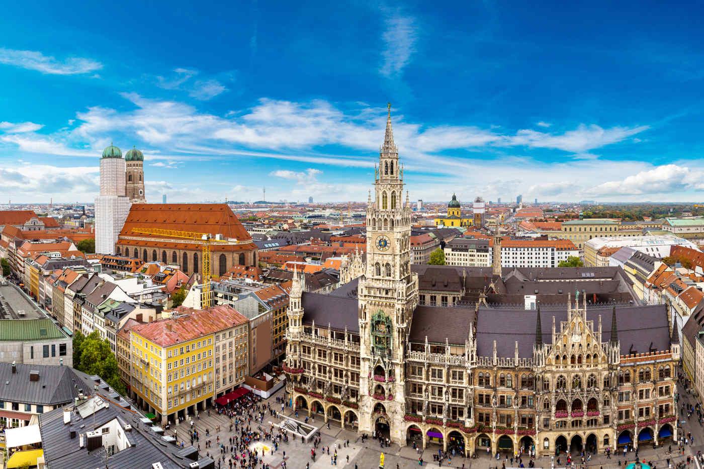 Munich • Marienplatz