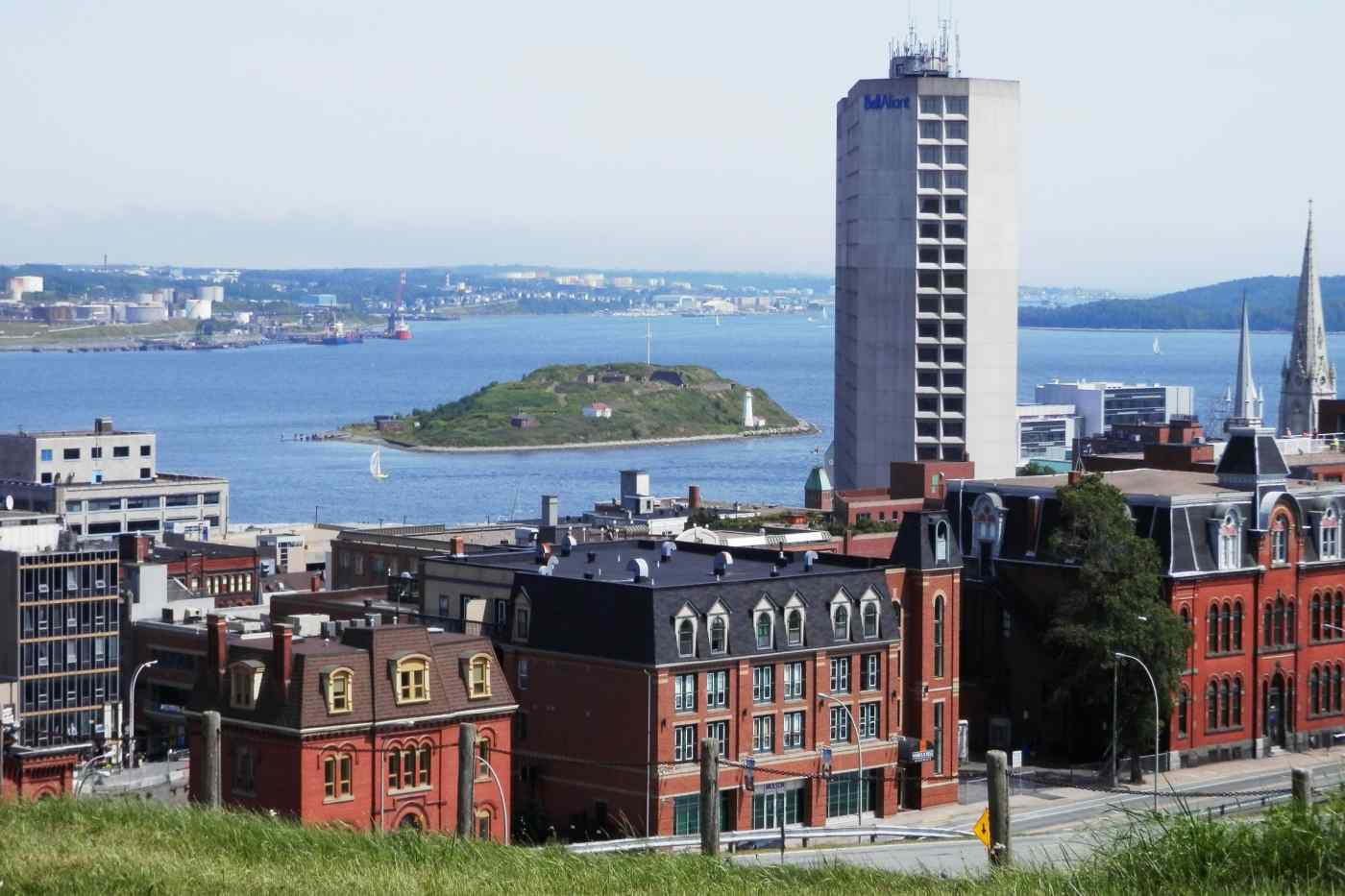 Downtown Halifax