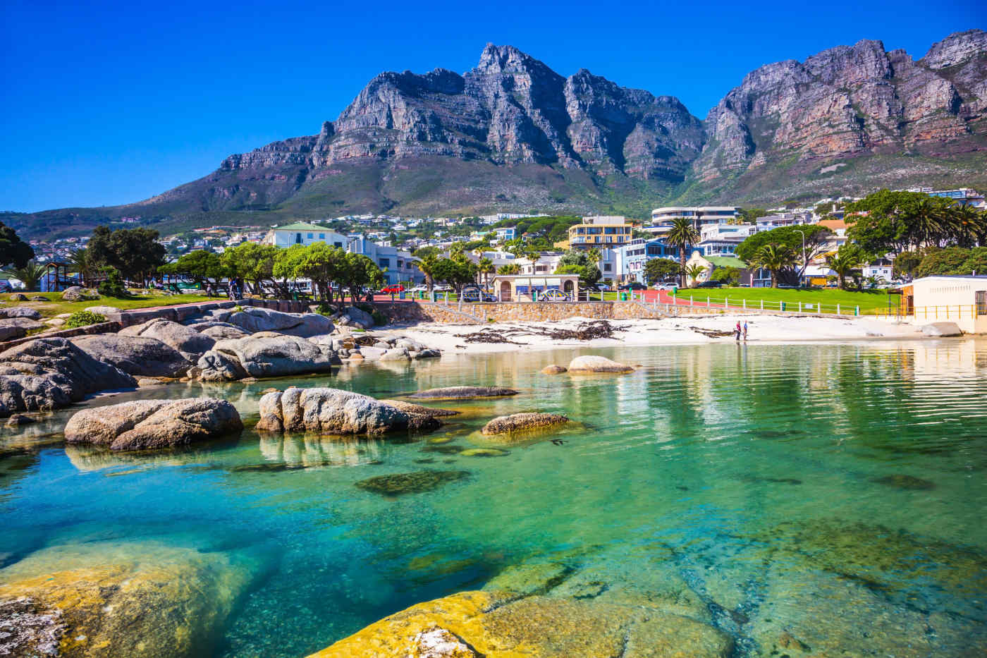 Camp's Bay in Cape Town