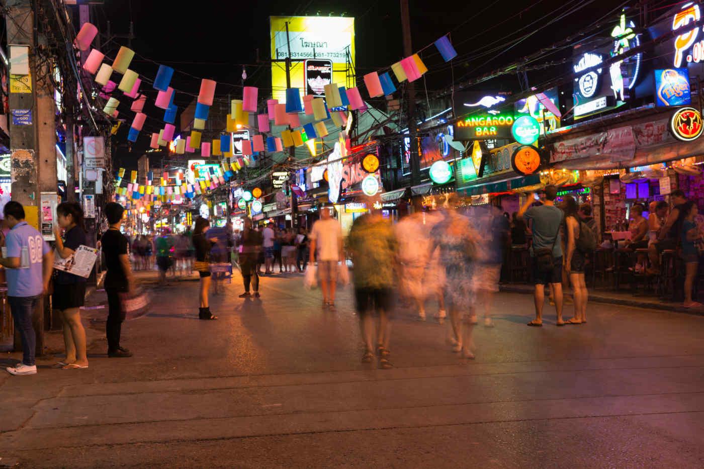 Bangla Road, Phuket