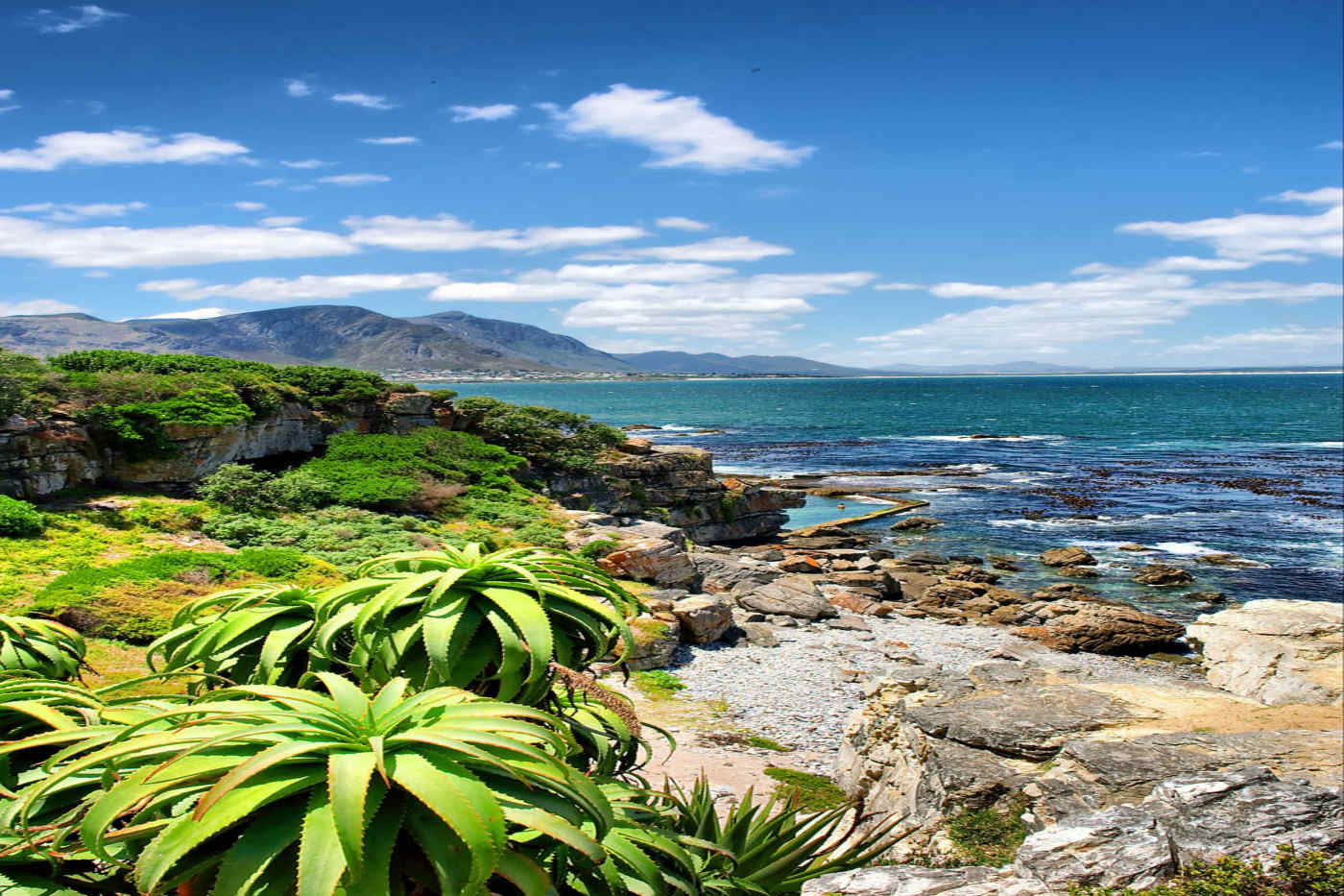 Walker Bay in Hermanus