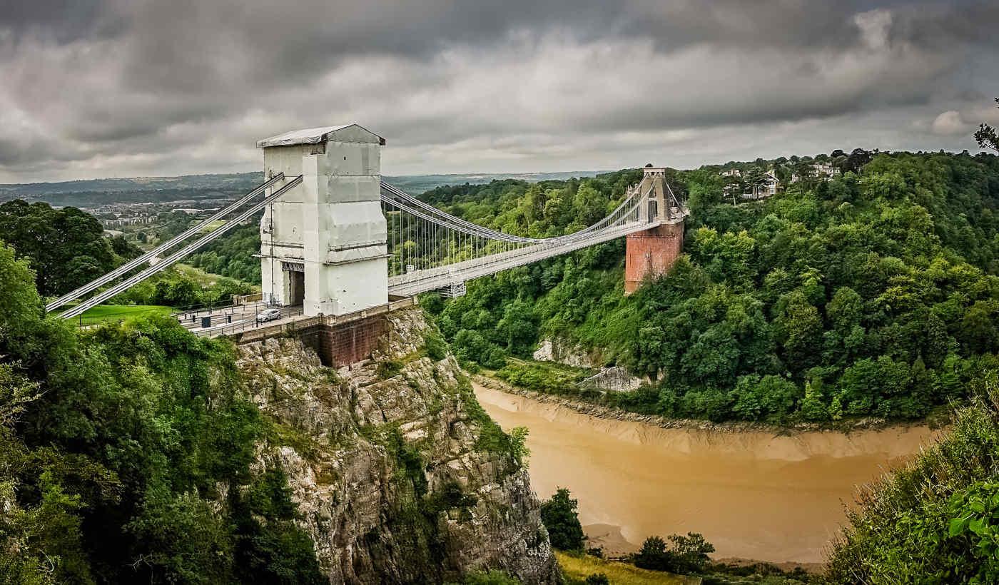 Clifton Bridge • Bristol