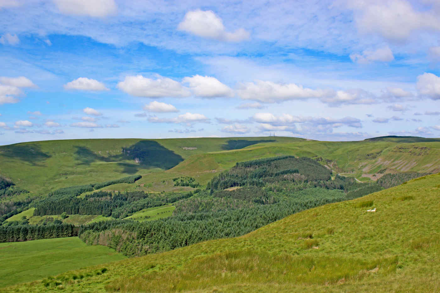 Brecon Beacons National Park • Brecon, Wales
