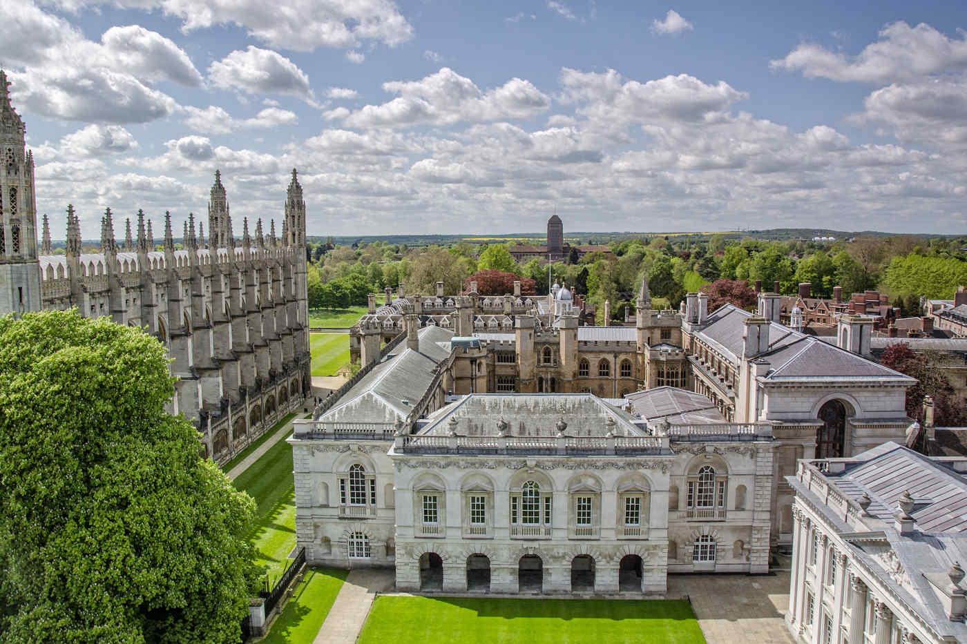 Cambridge University, England