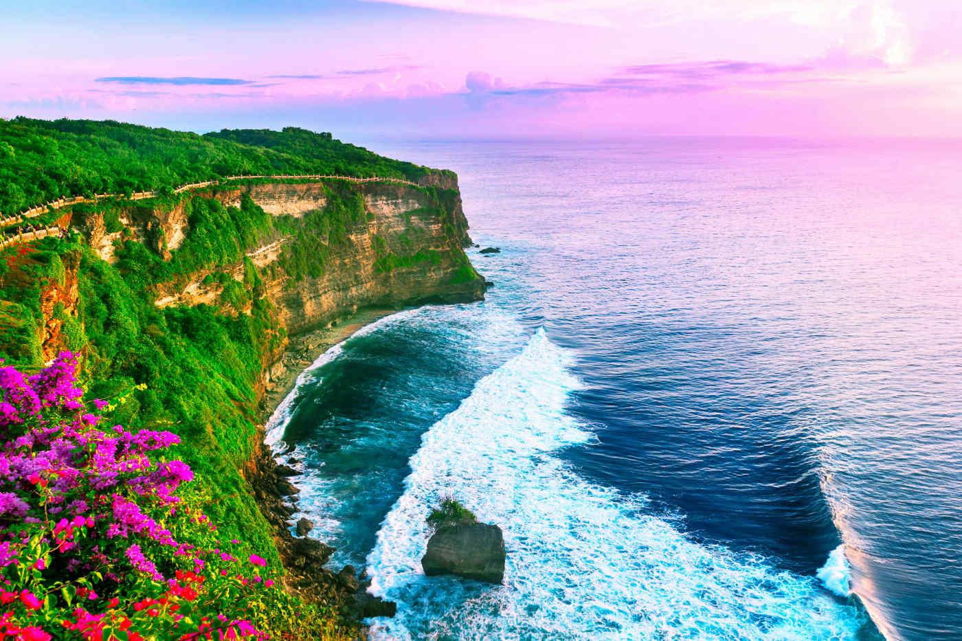 Uluwatu Cliff • Uluwatu