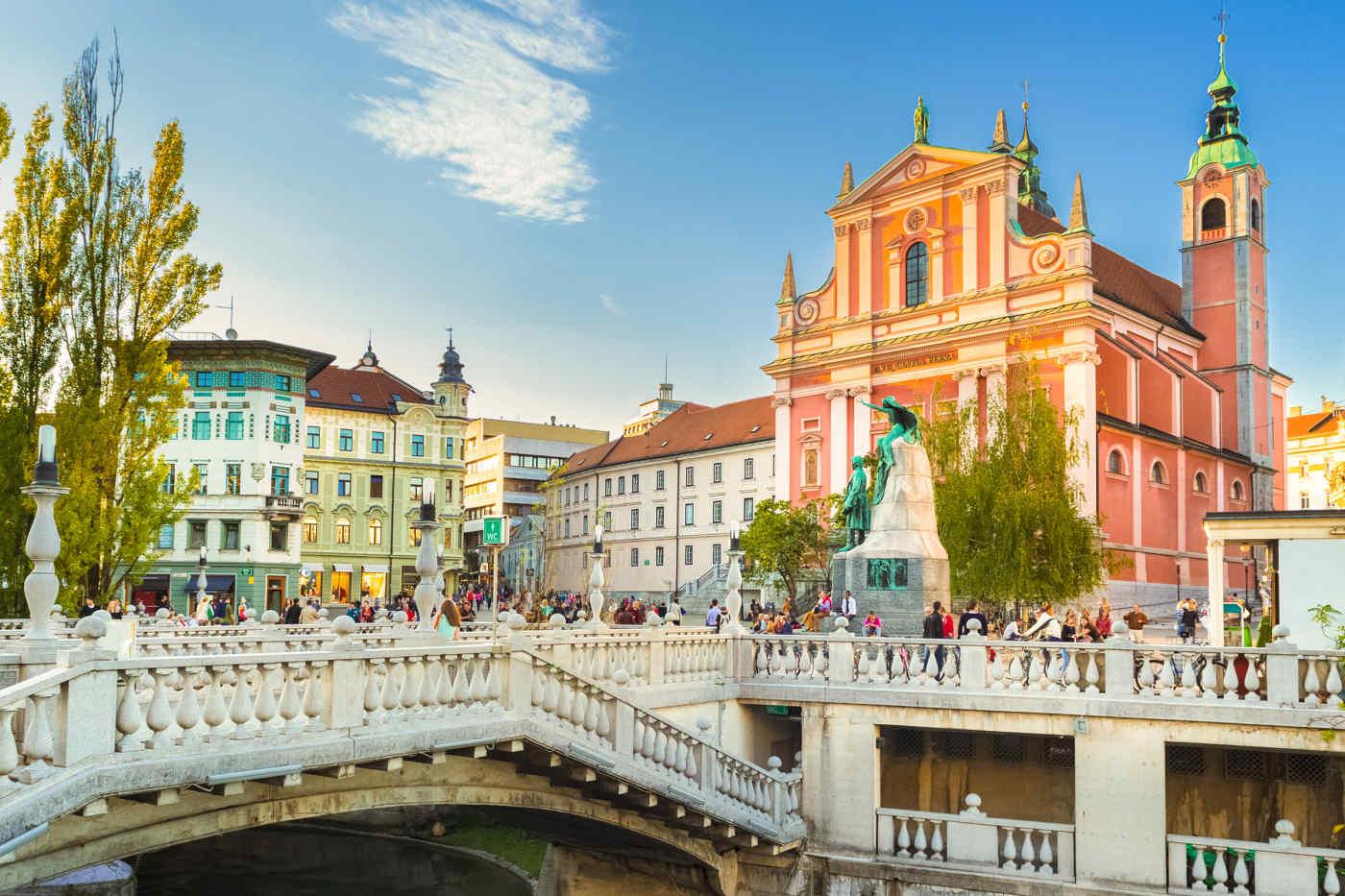 Ljubljana, Slovnenia