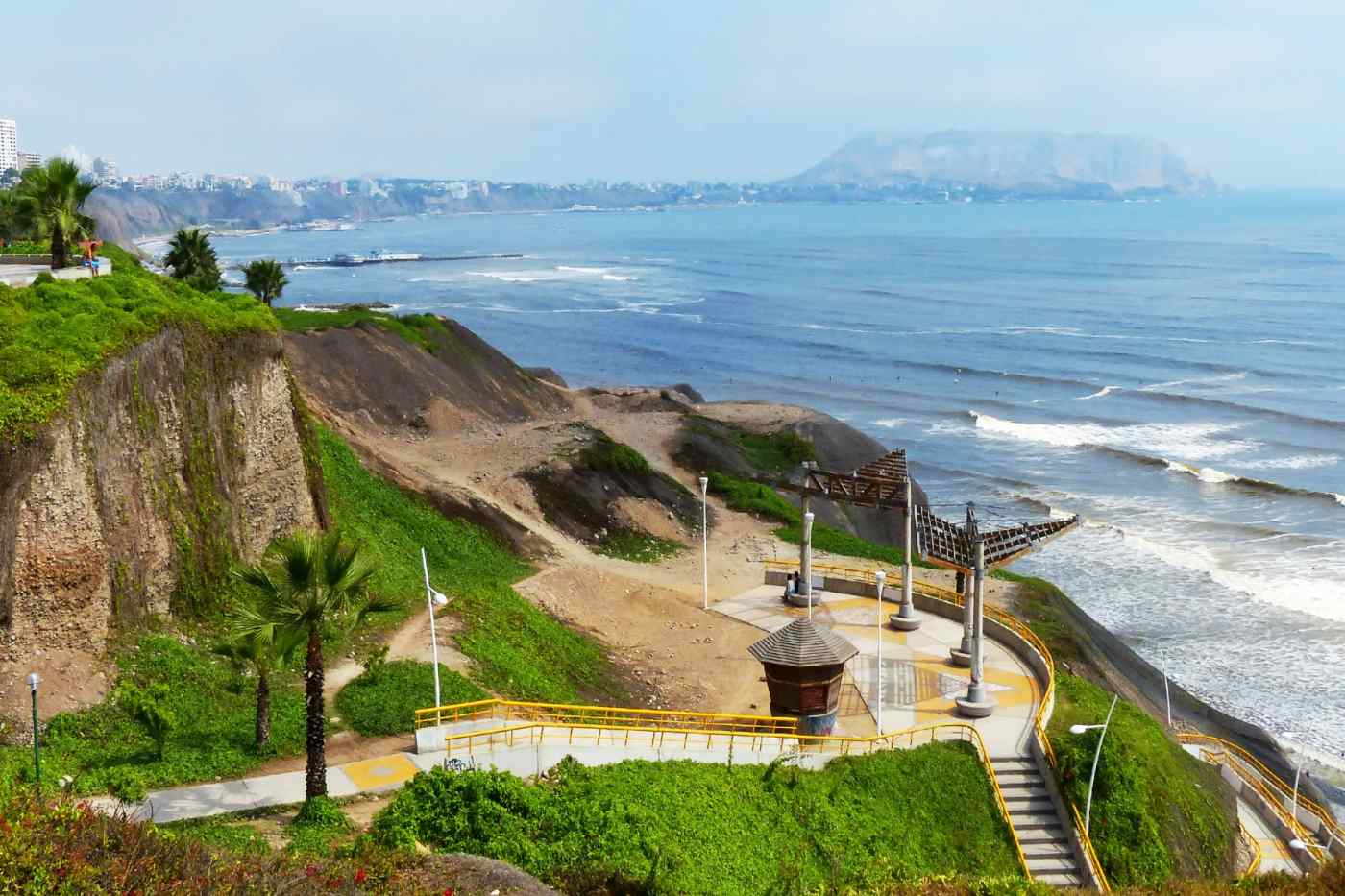 Lima's Pacific Coast