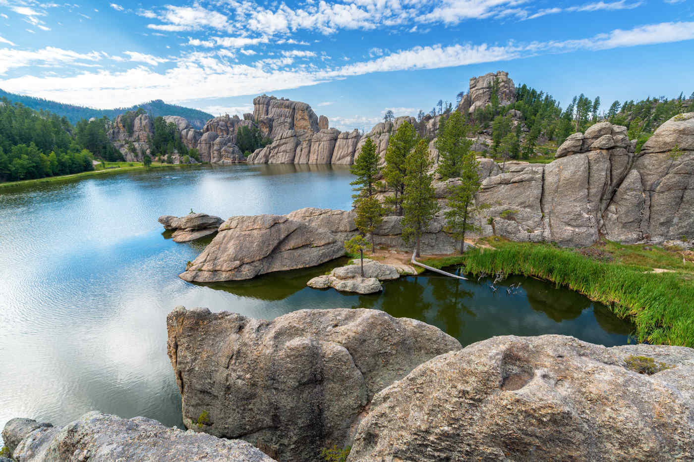 Sylvan Lake, Custer State Park