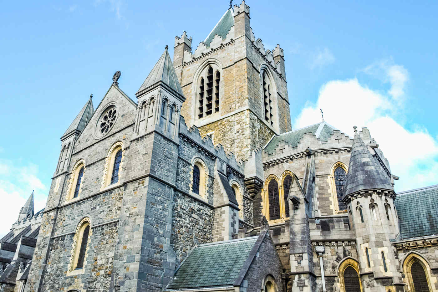 Christ Church Cathedral • Dublin
