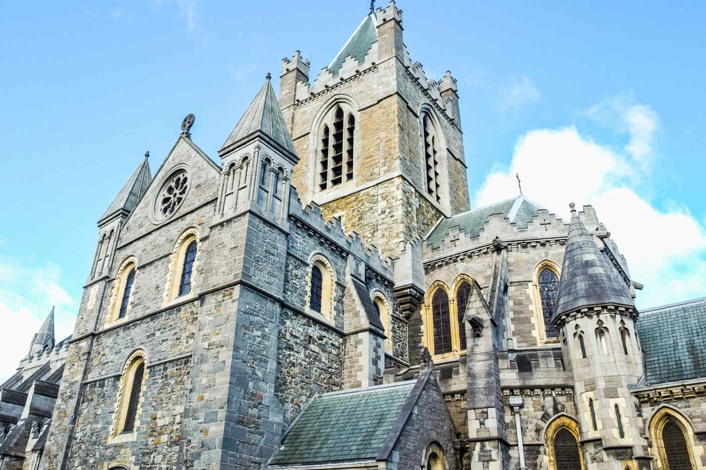 Christ Church Cathedral • Dublin