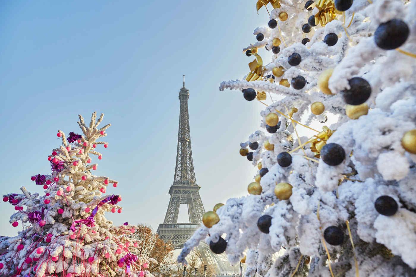 Eiffel Tower • Paris, France