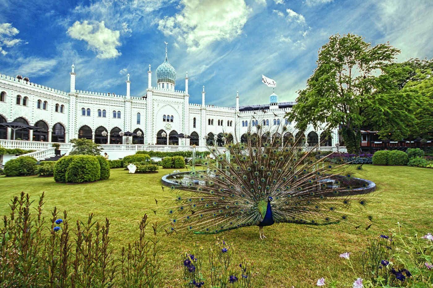 Moorish Palace