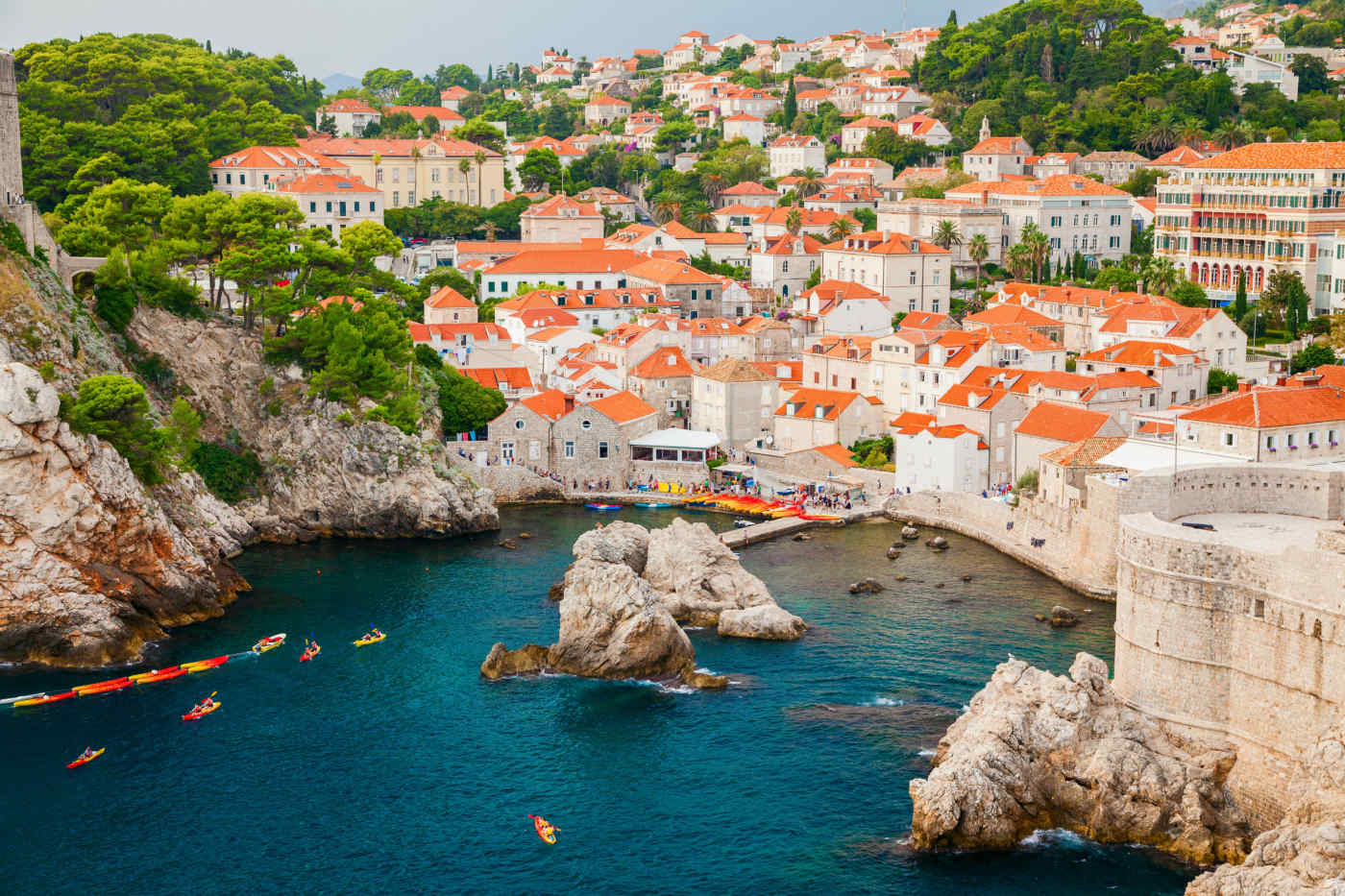 Coast of Dubrovnik