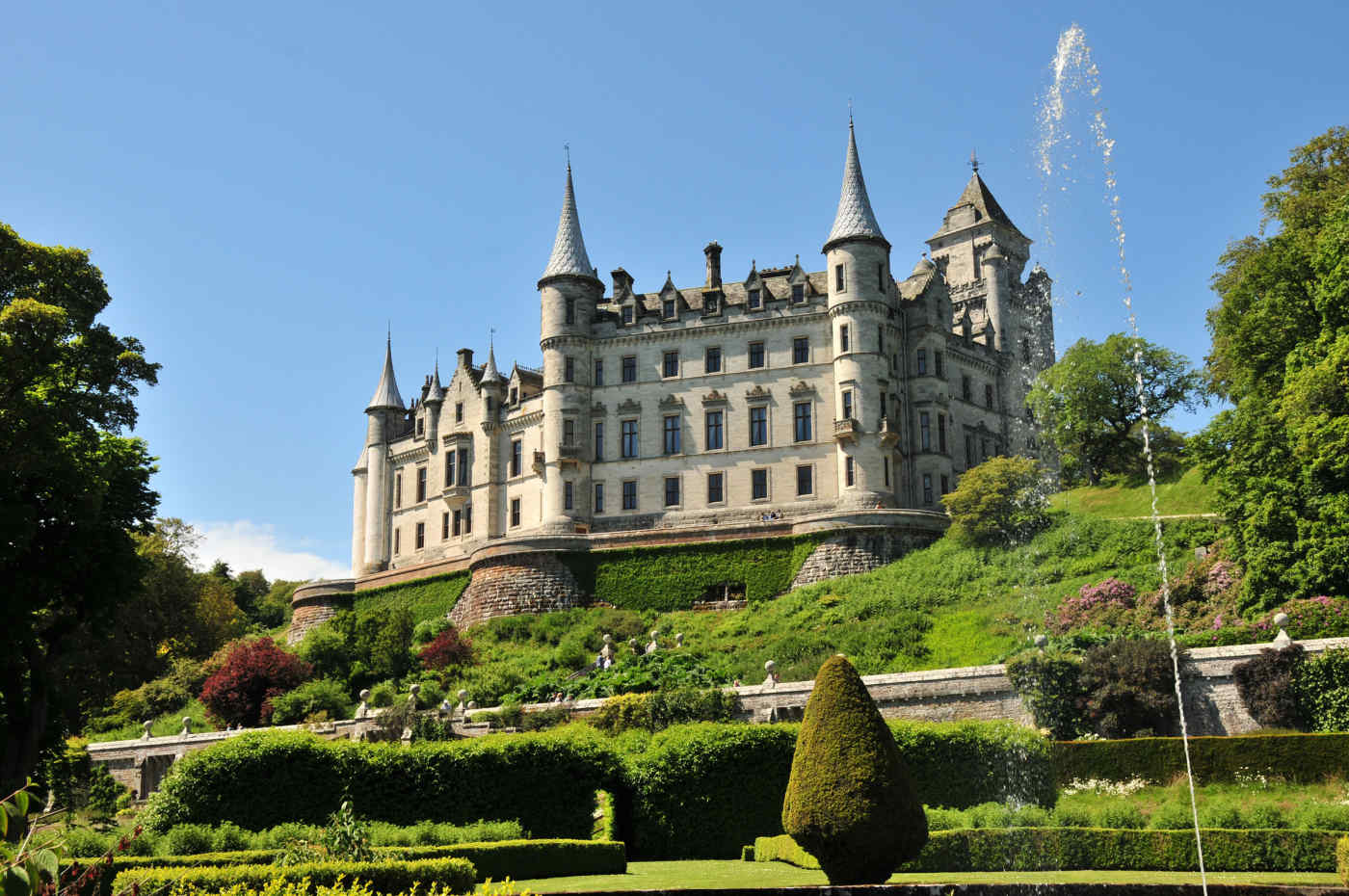Dunrobin Castle, Highlands