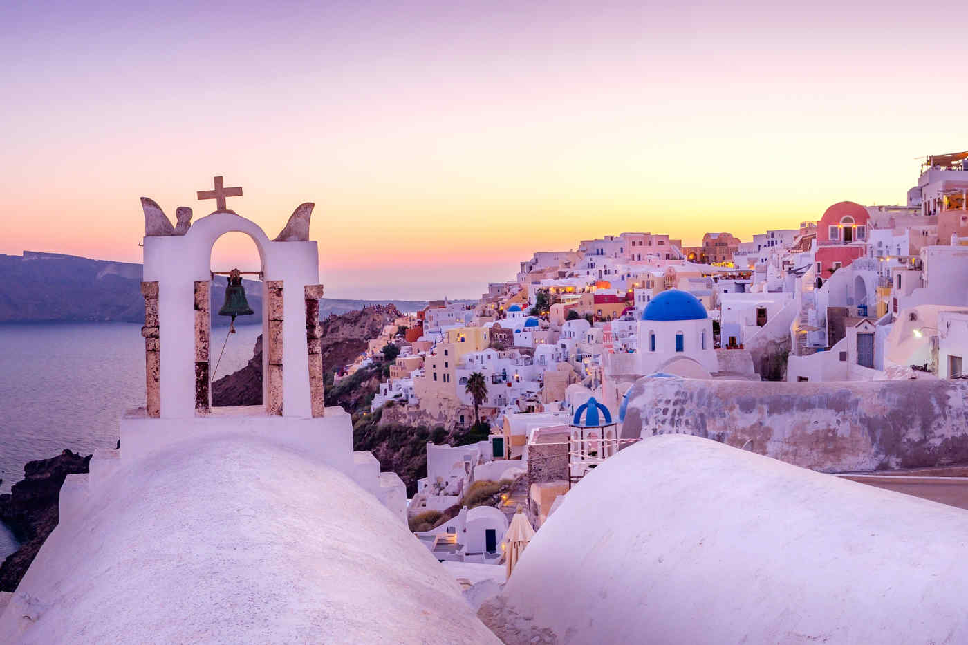 Sunset • Oia, Santorini, Greece
