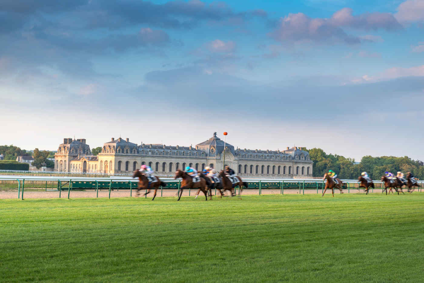 Chantilly Horserace