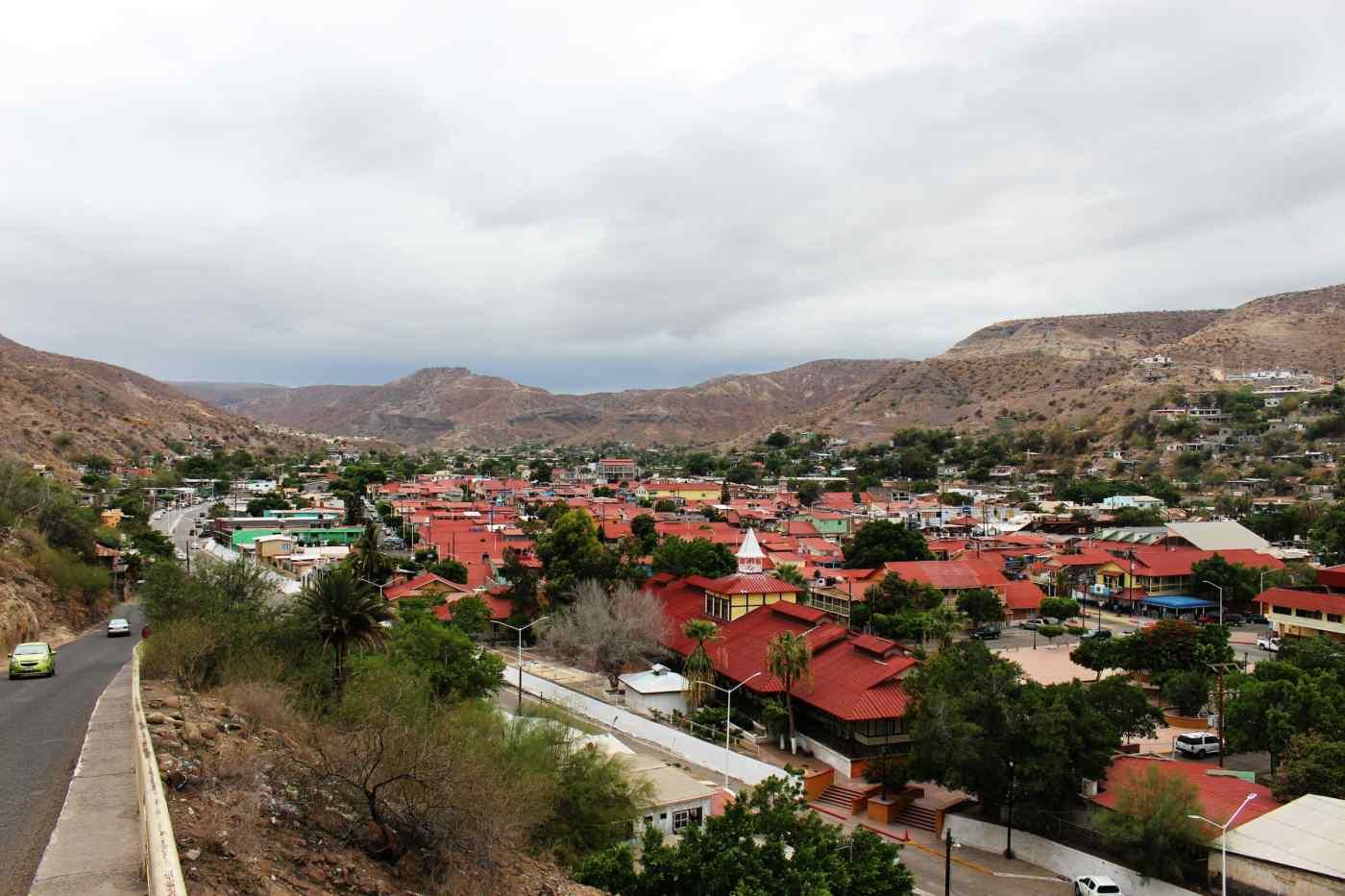 Santa Rosalia, Mexico