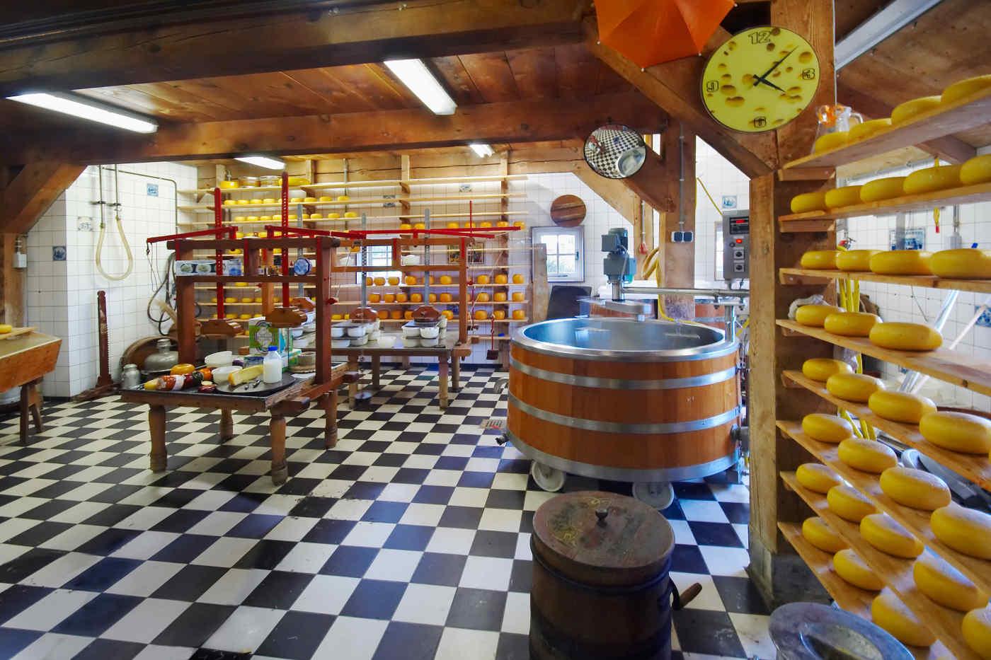 Cheese Farm • Amsterdam, Netherlands