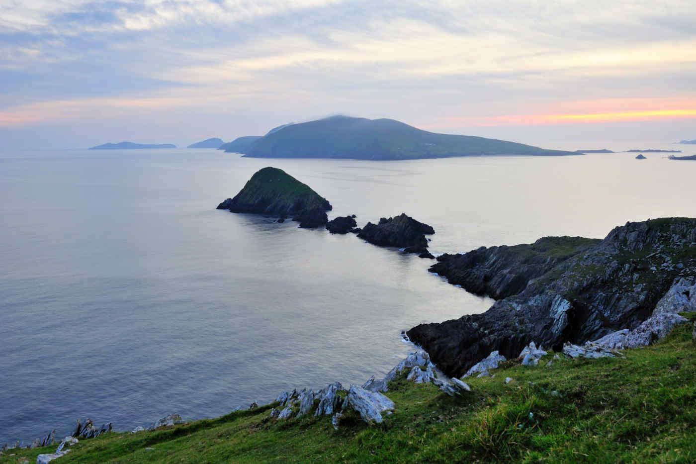 Blasket Sound Islands