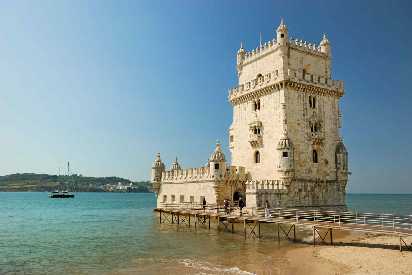 Belem Tower • Belem, Portugal