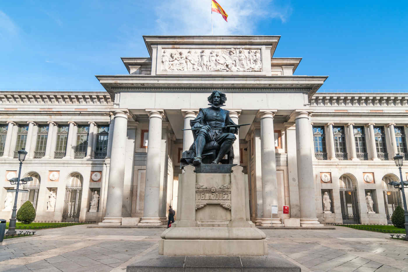 Museo Nacional del Prado in Madrid, Spain