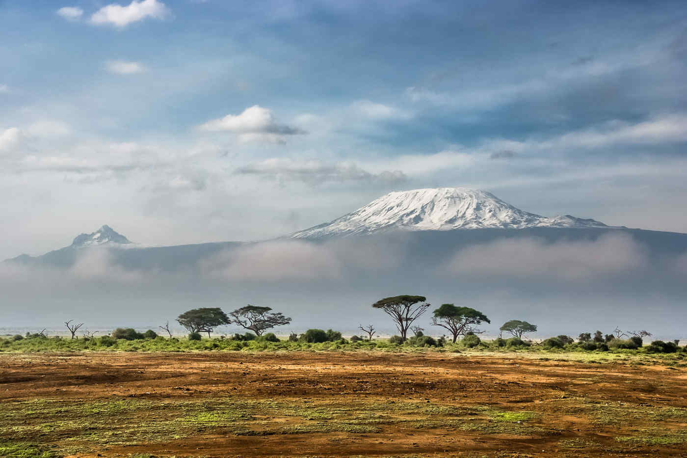 Amboseli National Park & Mount Kilimanjaro