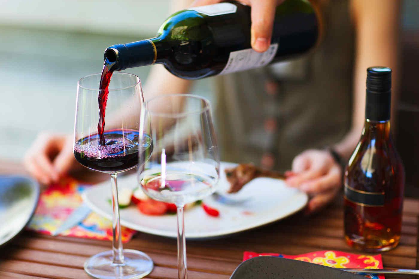 Italian Wine in Umbria